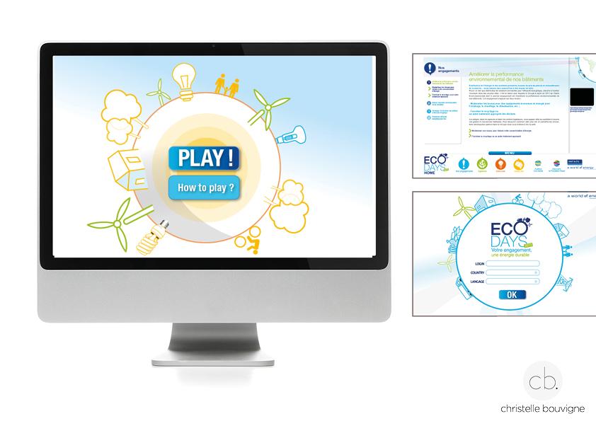 Web design : Direction artistique et illustration
